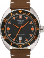 Ceas: Ceas barbatesc Swiss Alpine Military 7066.1539 Turtle  44mm 10ATM