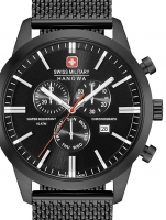 Ceas: Ceas barbatesc Swiss Military Hanowa 06-3308.13.007 Classic Chrono 44mm 10ATM
