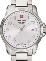 Ceas: Swiss Alpine Military 7011.1132 men`s 40mm 10ATM