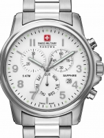 Ceas: Ceas barbatesc Swiss Military Hanowa 06-5233.04.001 Swiss Soldier Chrono Prime 39mm 10ATM