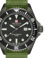 Ceas: Ceas barbatesc Swiss Military Hanowa 06-8279.13.007SET Sea Lion Set 44mm 10ATM