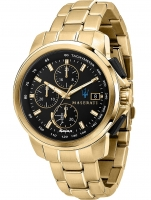 Ceas: Ceas barbatesc Maserati R8873645002 Successo solar cronograf 44mm 5ATM