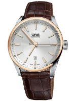 Ceas: ORIS 0173376426331-0752180FC Artix date automatic 42mm 10ATM
