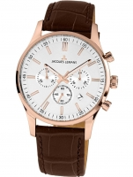 Ceas: Jacques Lemans 1-2025E London Chrono 42 mm 10ATM