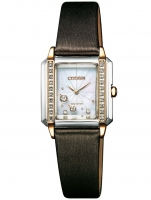 Ceas: Ceas de dama Citizen EG7068-16D Eco-Drive Diamante Naturale Mother Of Pearl
