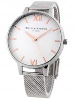 Ceas: Ceas de dama Olivia Burton OB16BD97 Big White Dial 38 mm