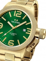 Ceas: Ceas barbatesc TW-Steel CB225 Canteen Automatic 45mm 10ATM