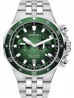 Ceas: Edox 10109-3VM-VIN Delfin chronograph 43mm 20ATM