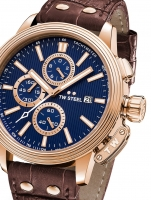 Ceas: TW-Steel CE7017 CEO Adesso Chronograph 45mm 10ATM