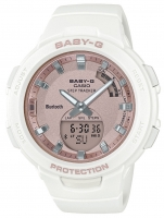 Ceas: Ceas unisex Casio BSA-B100MF-7AER Baby-G Smartwatch 40mm 10ATM