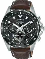 Ceas: Ceas barbatesc Pulsar PZ5109X1 Solar Cronograf 45mm 10ATM