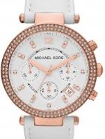 Ceas: Ceas de dama Michael Kors MK2281 Parker Chrono. 38mm 10ATM
