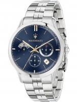 Ceas: Ceas barbatesc Maserati R8873633001 Ricordo chrono 42mm 5ATM