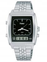 Ceas: Ceas Unisex Pulsar PBK035X2 Klassik Chrono Limited Edition 33mm 5ATM
