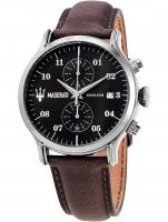 Ceas: Ceas barbatesc Maserati R8871618002 Epoca cronograf 42mm 10ATM