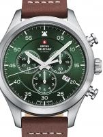 Ceas: Ceas barbatesc Swiss Military SM34076.07 Cronograf 43mm 10ATM