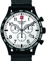 Ceas: Ceas barbatesc Swiss Alpine Military 1746.9172 SWISS MADE Chrono 43mm 10ATM