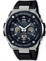 Ceas: Ceas barbatesc Casio GST-W300-1AER G-Shock Solar 50mm 20ATM