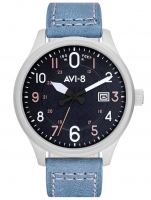 Ceas: Ceas barbatesc AVI-8 AV-4053-0F Hawker Hurricane 43mm 5ATM