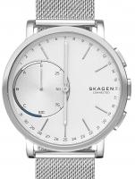 Ceas: Ceas Unisex Skagen SKT1100 CA Hagen Steel Hybrid Smartwatch 42mm 3ATM
