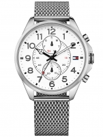Ceas: Ceas barbatesc Tommy Hilfiger 1791277 Functii Multiple 46mm 5ATM
