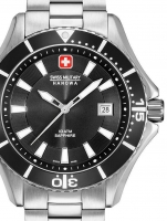 Ceas: Ceas barbatesc Swiss Military Hanowa 06-5296.04.007 Nautila  46mm 10ATM