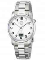 Ceas: Ceas barbatesc Master Time MTGA-10300-12M Radiocontrolat Basic Series  41mm 3ATM