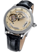 Ceas: Ceas barbatesc Ingersoll Tourbillon West Point IN5201CH Mecanic Editie Limitata 199 Bucati