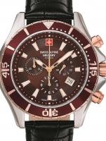 Ceas: Swiss Alpine Military 7040.9556 chronograph 44mm 10ATM