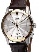 Ceas: Ceas barbatesc Oris 0173376704351-0752170FC Artelier Automatic 40,5mm 5ATM