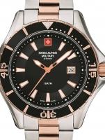 Ceas: Swiss Alpine Military 7040.1157 men`s watch 44mm 10ATM