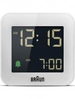 Ceas: Braun BC08W classic digital alarm clock