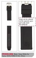 Ceas: Curea de schimb Luminox PU FP3050.20Q [23 mm]