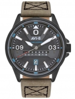 Ceas: Ceas barbatesc AVI-8 AV-4063-03 Hawker Harrier II 44mm 5ATM