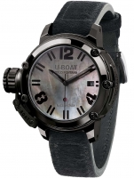 Ceas: Ceas de dama U-Boat 8031 Chimera Automatic Mother of Pearl IP 40mm 10ATM