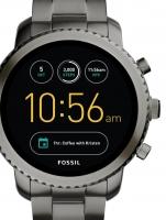 Ceas: Ceas barbatesc Fossil Q FTW4001 Explorist Smartwatch  46mm