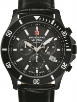 Ceas: Ceas barbatesc Swiss Alpine Military 7022.9577 Cronograf 42mm 10ATM