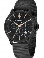 Ceas: Ceas barbatesc Maserati R8873618006 Epoca Cronograf 42mm 10ATM