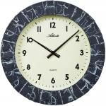 Ceas: Ceas de perete Atlanta 4474  / Pentru Exterior