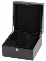 Ceas: Wooden watch gift box RS-2400-1BL high glossy black