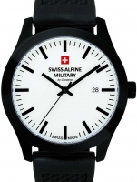 Ceas: Ceas barbatesc Swiss Alpine Military 7055.1873 Sport  43mm 10ATM