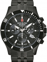 Ceas: Ceas barbatesc Swiss Alpine Military 7022.9177 Cronograf 42mm 10ATM