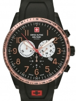 Ceas: Ceas barbatesc Swiss Alpine Military 7082.9887 Chrono 45mm 10ATM