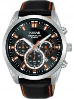 Ceas: Ceas barbatesc Pulsar PT3A99X1 Sport chrono 43mm 10ATM
