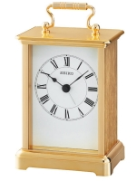 Ceas: Ceas de masa Seiko Tischuhr QHE093G