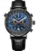 Ceas: Ceas barbatesc Rotary GS05238/05 Henley Cronograf 42mm 5ATM