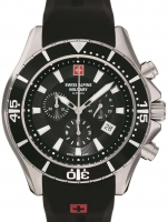 Ceas: Ceas barbatesc Swiss Alpine Military 7040.9837 Chrono 45mm 10ATM