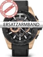 Ceas: Curea de ceas Perigaum Legend P-1403-IRBK-BK