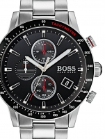 Ceas: Ceas barbatesc Hugo Boss 1513509 Rafale Chrono. 45mm 5ATM