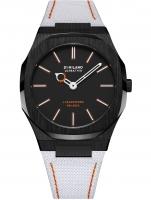 Ceas: D1 Milano UTNJCW Ultra Thin - A Clockwork Orange Limited Edition 40mm 5ATM